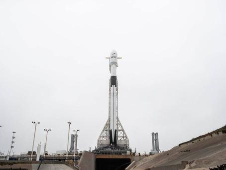 The 7th batch of Iridium satellites will launch tomorrow morning