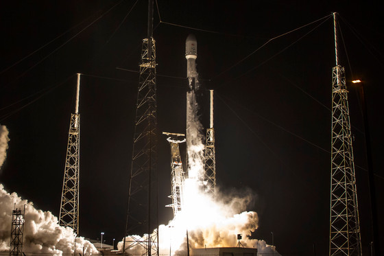SpaceX kicks off 2021 with the 50th flight of a fight-proven booster