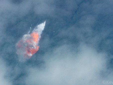 SpaceX Successfully Tests In-flight Abort Capabilities
