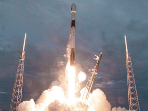SpaceX successfully completes their first Polar launch from Cape Canaveral, FL