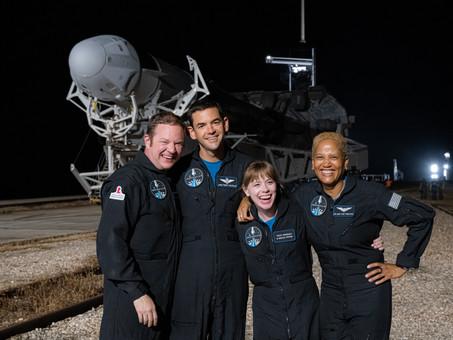 Inspiration 4 - First all-civilian crew will launch into orbit tonight