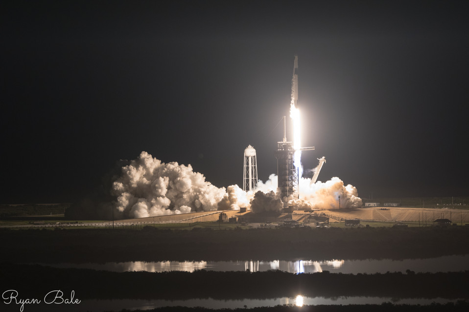 Crew-2 successfully launches and docks to the ISS