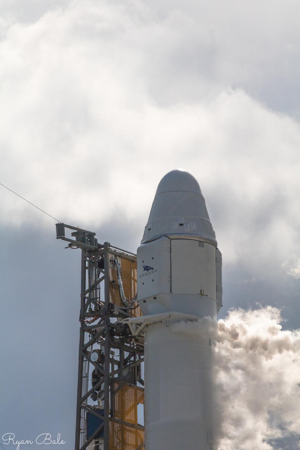 SpaceX to launch twice-flown Dragon spacecraft to the ISS