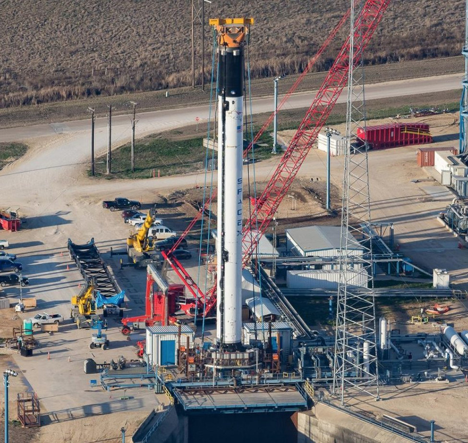 First SpaceX Block 5 launch confirmed