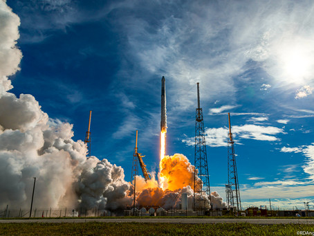 SpaceX's 18th resupply mission launches to the ISS