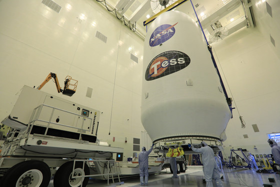 NASA's planet searching satellite launch is pushed back 2 days