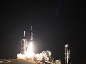 NASA and JAXA add astronauts to SpaceX Crew-1 launch