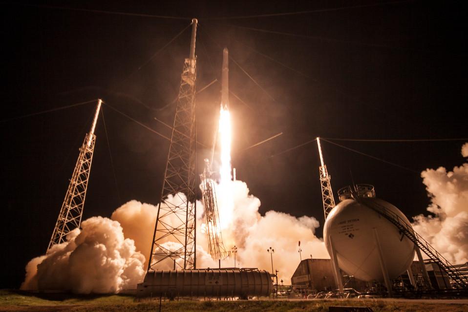 Falcon 9 will light up Florida's sky tonight