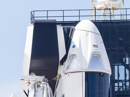 SpaceX on track for Cargo Dragon launch after Crew Dragon anomaly