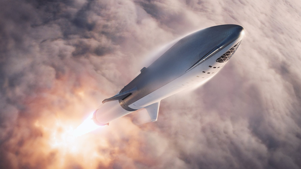 SpaceX will be announcing BFR upgrades and who they're going to fly around the Moon