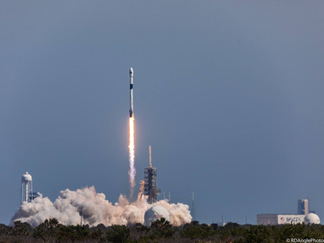 SpaceX successfully delivers Bangladesh's first satellite into orbit on a brand new Falcon 9 des