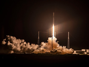 SpaceX completes first RideShare mission with Starlink launch