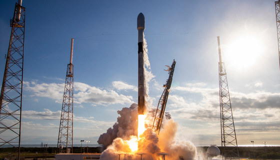 SpaceX is proceeding with the launch of 60 more Starlink satellites