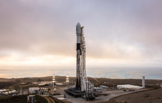 SpaceX kicks off the year with the final Iridium launch