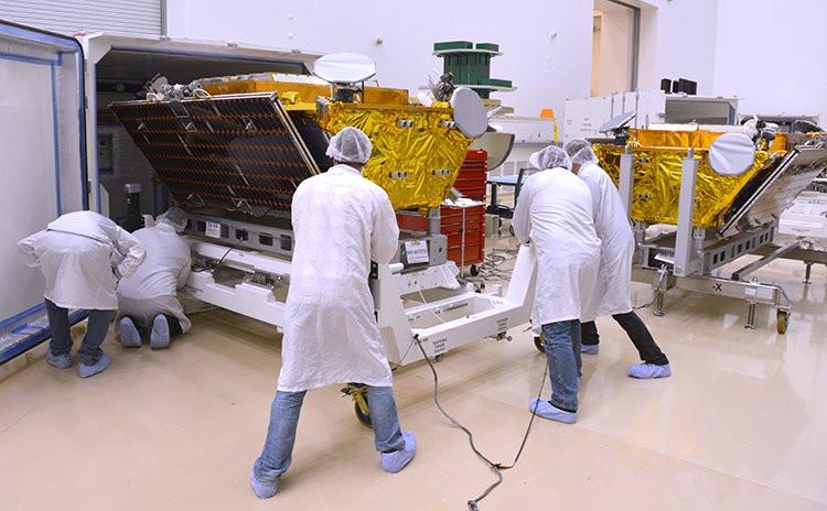 Launch of Iridium-5 slips due to satellite issue