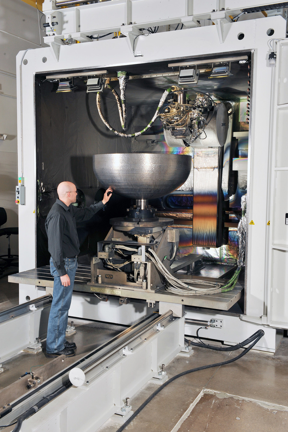Lockheed Martin reduces satellite production time with 3-D printing processes
