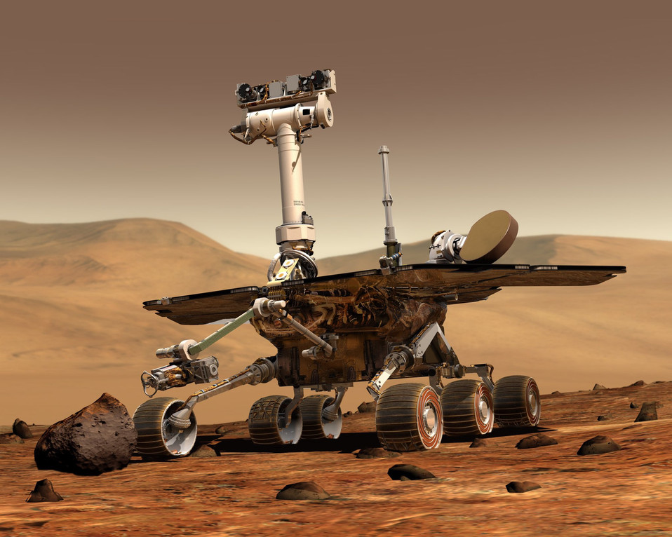 Opportunity Rover mission comes to an end