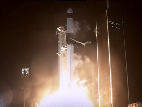 SpaceX successfully deploys Cargo Dragon into orbit