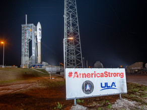 ULA set to launch Boeing's X-37B Spaceplane tomorrow morning