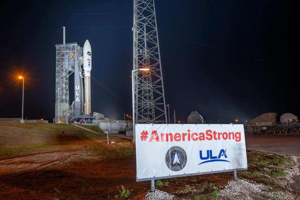 ULA set to launch Boeing's X-37B Spaceplane tomorrow morning