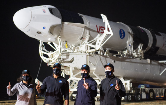 SpaceX's first operational crewed mission to the ISS launches tonight