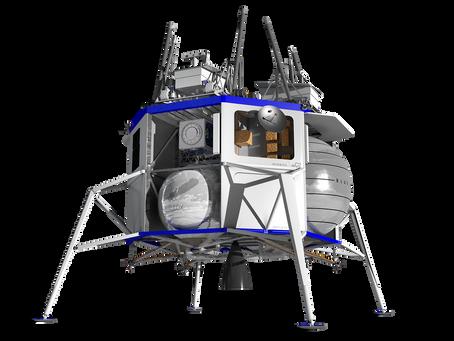 "Blue Origin announces ""Blue Moon"""