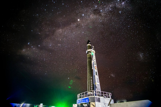 It's business time for Rocket Lab