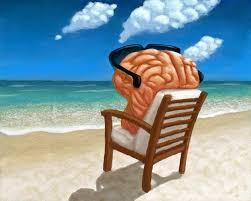 Quando il cervello non va in vacanza...5 strategie per rilassarlo.