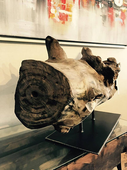 Escultura Araucaria