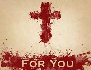 Jesus' Atoning Blood!