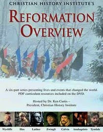 Reformation Overview DVD!
