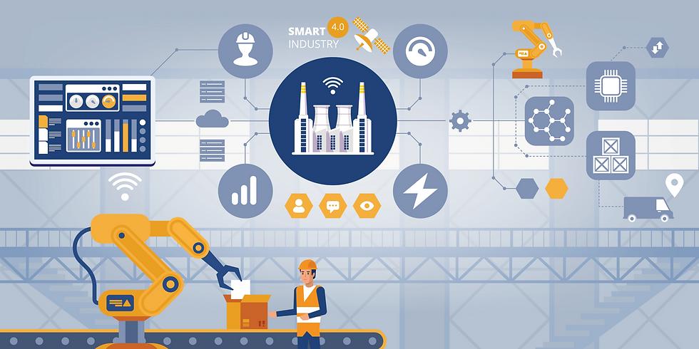 Industry 4.0 IIoT Webinar
