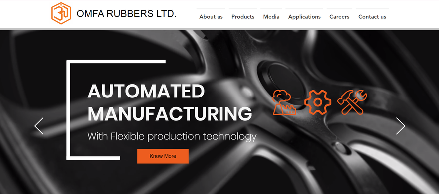 Industrial Product Manufacturer