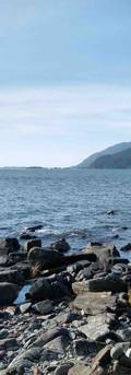 Bay outside of Juneau