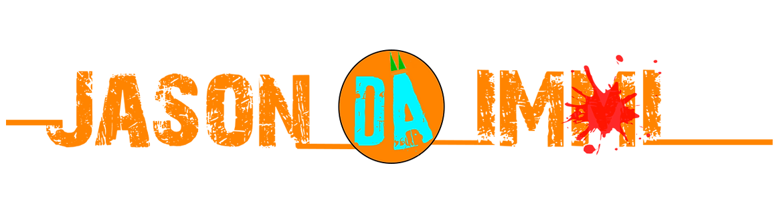 Das Jason dä Immi Logo