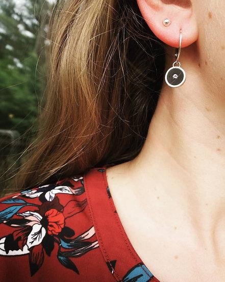 """Boucles d'oreilles """"Luceo"""""""