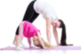 Mother and child doing exercise at home.jpg