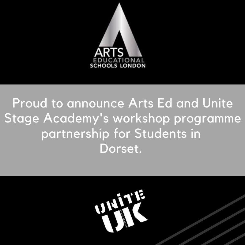 Arts Ed - with Unite stage academy poole Dorset