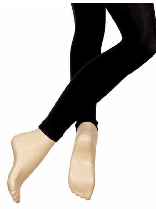 Footless Ballet tights