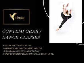 Contemporary dance classes countdown