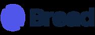 bread financing logo dark blue