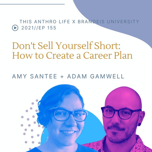 Creating a career plan to determine the kind of work you want to do and how to get there