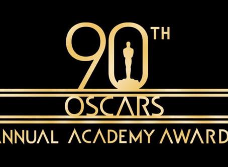 The 90th Academy Awards aired Mar 4, 2018 on ABC