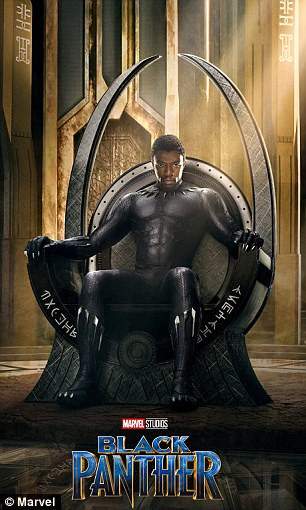 Marvel's Black Panther, the movie