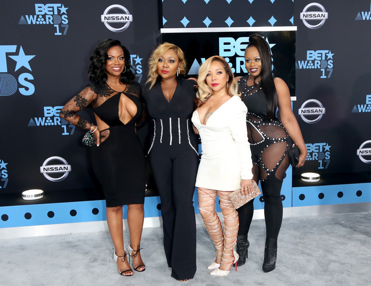 Xscape at the BET Awards