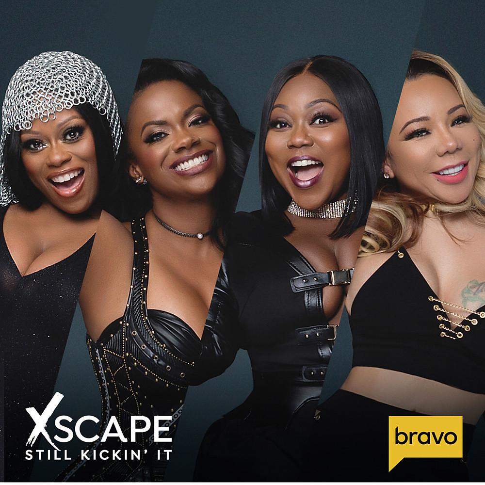 Xscape Still Kicking It on Bravo