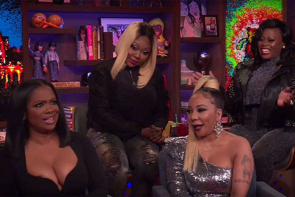 Xscape at WWHL