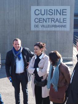 Villeurbanne La mairie déterminée à mettre La cuisine centrale au centre des enjeux environnementaux