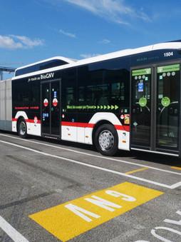 Vaulx-en-Velin : Le Sytral renouvelle les bus de la ligne 37 qui relie Charpennes à Vaulx Village