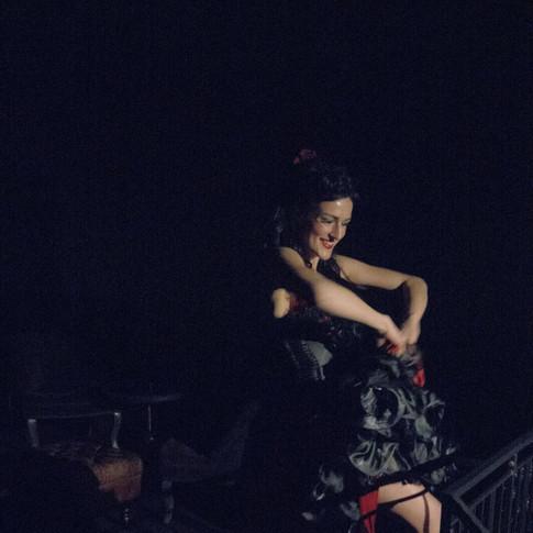 my second Burlesque Performance I had <3